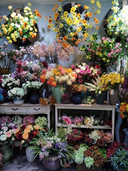 9164 Wanyi Flowers Showroom 001