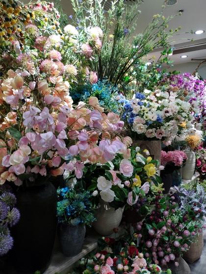 9164 Wanyi Flowers Showroom 003