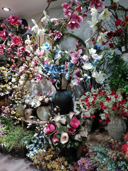 9164 Wanyi Flowers Showroom 004