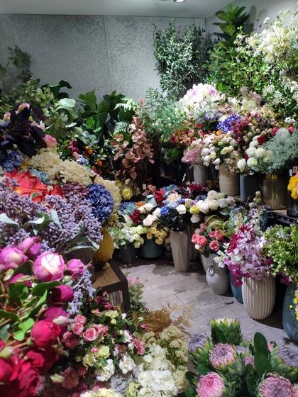 9174 KeXuan Flowers Showroom 003