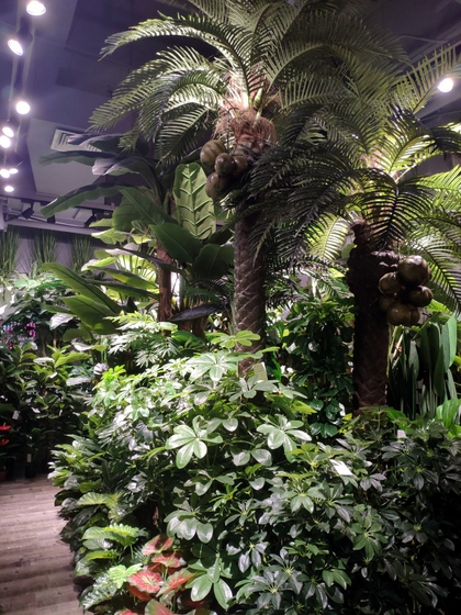 9177 Chenghui Fake Plants Showroom 005