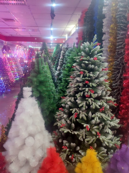 9179 YINGKESONG Christmas Decor Factory Wholesale Supplier Yiwu China Showroom 005