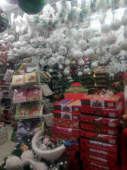 9179 YINGKESONG Christmas Decor Factory Wholesale Supplier Yiwu China Showroom 006