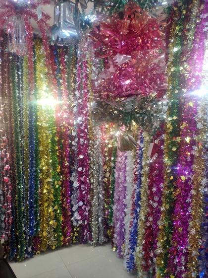 9180 YINGYUE Christmas Garlands Factory Wholesale Supplier in Yiwu China. Showroom 011