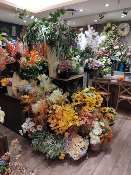 9188 KeXuan Flowers Showroom 006