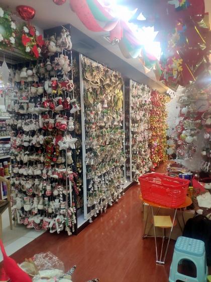 9192 ZHANBANG Christmas Decor wholesale factory supplier in yiwu China. Showroom 004