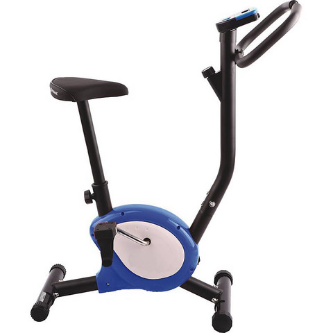 Home Exercise Bike, belt, blue