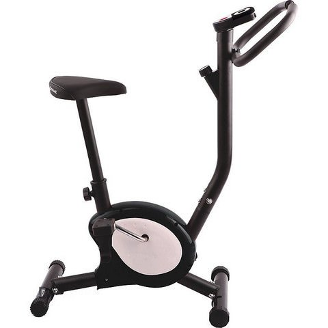 Home Exercise Bike, belt, black