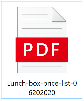 *Click to download Price List 06202020 for Cheap Lunch Box