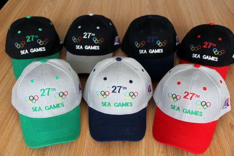 Sea Games Hats & Caps 1