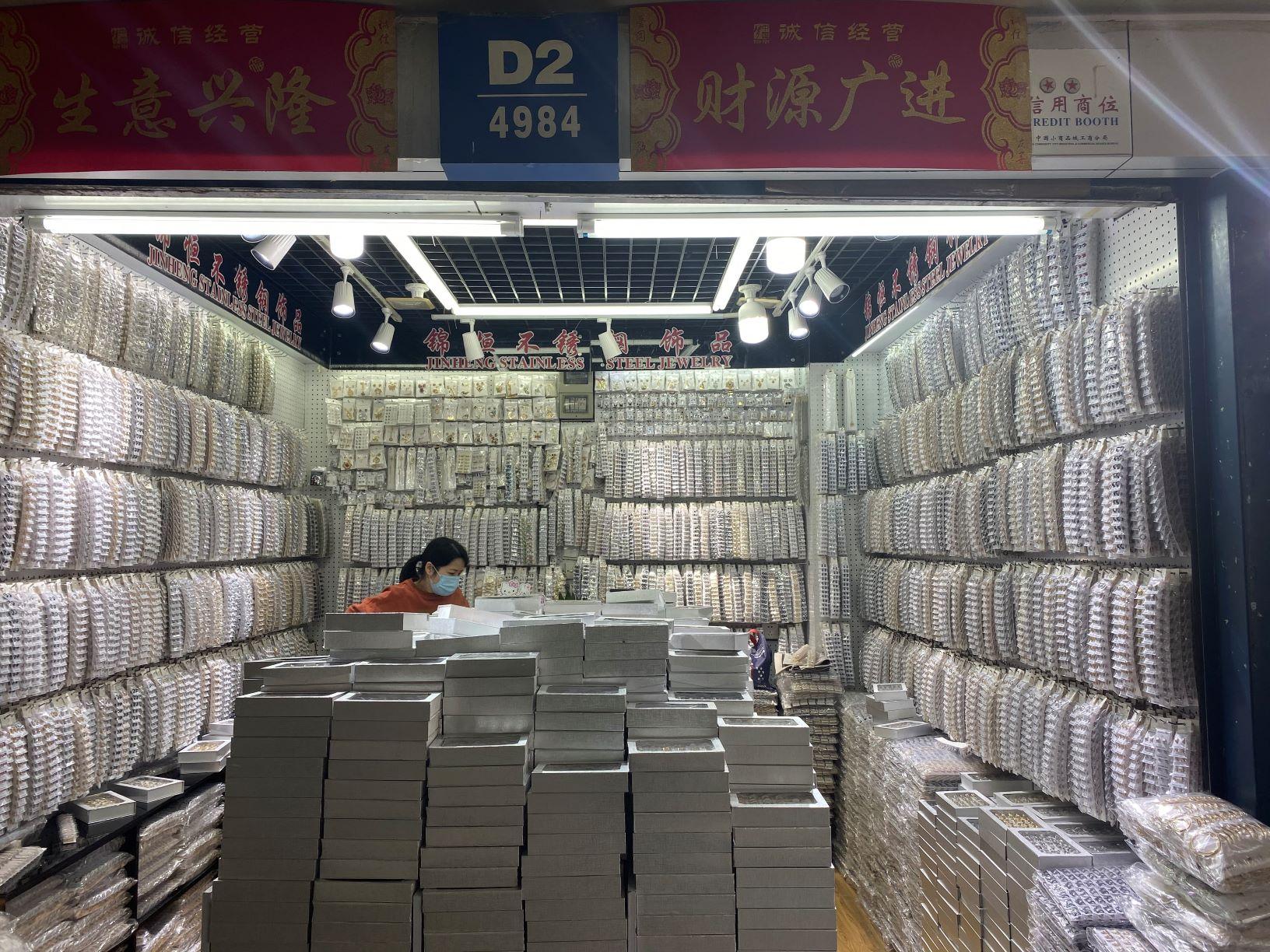 SS (stainless steel) jewelry wholesaler LLSS010