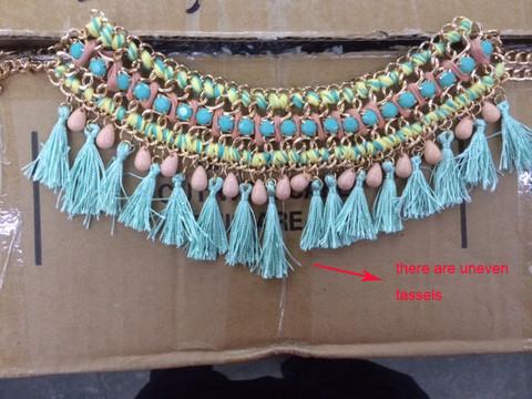 Defective Necklace