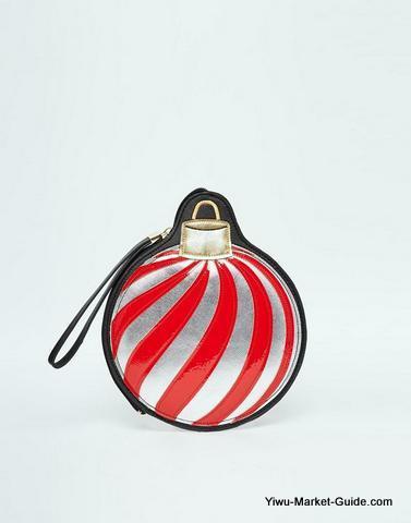 Christmas Ball Shape Bags