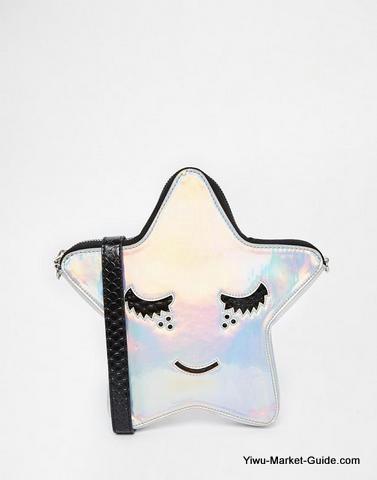 Starfish shape bag