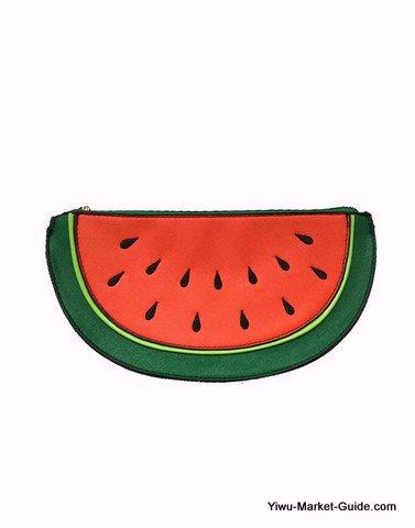 watermelon Shape Bag