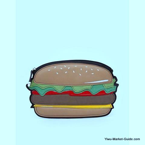 hamburg Shape Bag