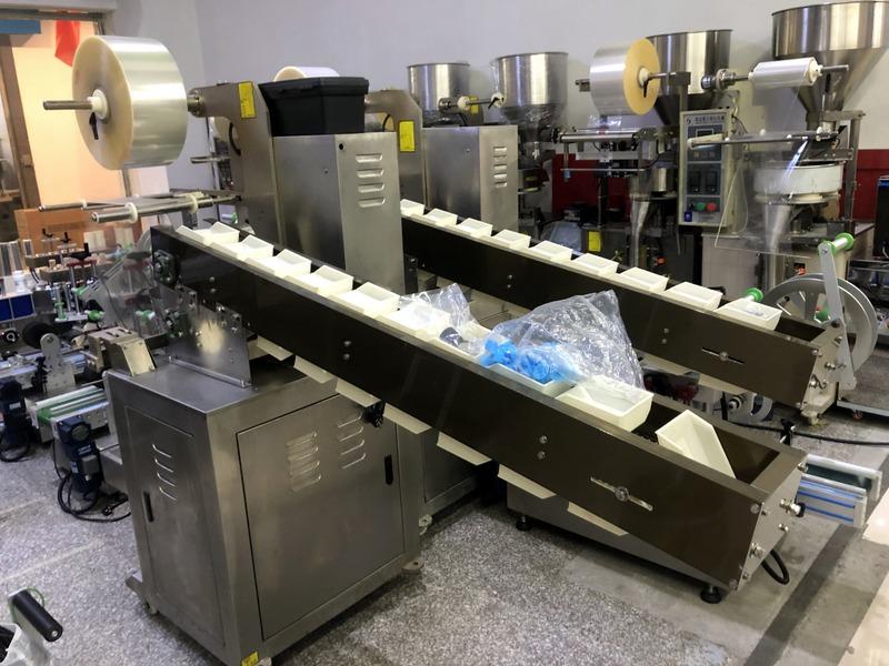 Big packing machines in Packing & Printing Machinery Market, Yiwu China