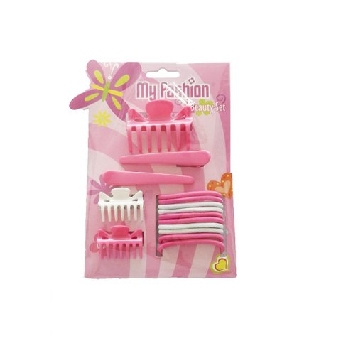 Hair Accessories With Display,Yellow 4