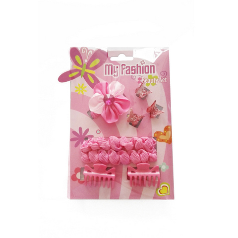 Hair Accessories With Display,Yellow 6