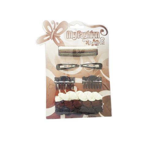Hair Accessories With Display Stand 1