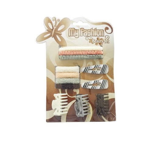 Hair Accessories With Display Stand 2