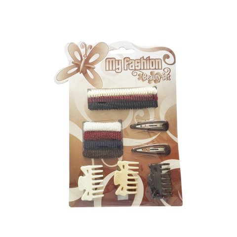 Hair Accessories With Display Stand 7