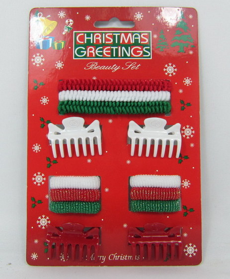 Christmas Hair Accessories With Display 03