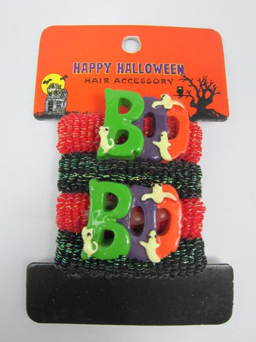 Halloween Hair Accessories with Display Stand 17