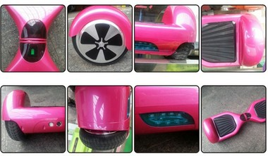 Electric Balance Board, more details