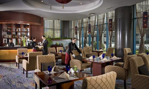Western Food Restaurant in Best Western Hotel Yiwu