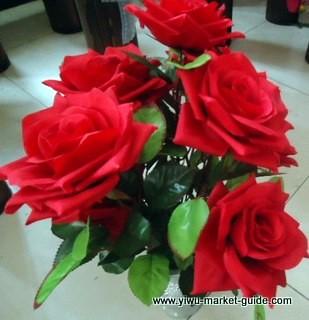 bunch roses wholesale Yiwu China