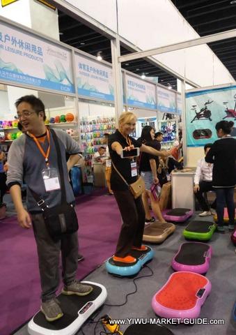 buyers group tour Yiwu fair visit