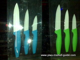 ceramic knife wholesale yiwu china