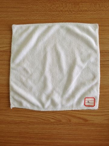 cheap poly hand towel