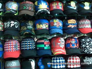 promotional hats Yiwu China