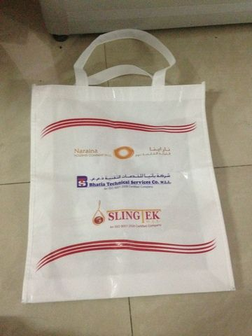 cheap promotional plastic shopping bag