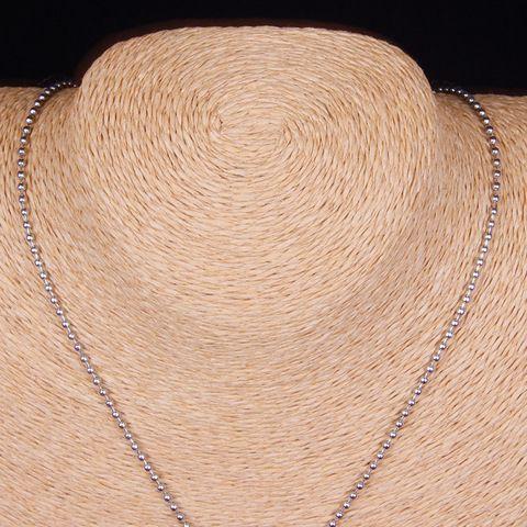 hemp necklace display
