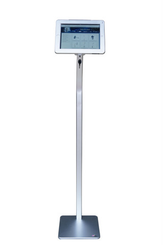 ipad display stand in store for quiz