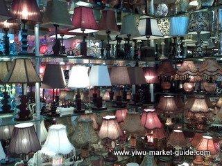 lamps wholesale yiwu china