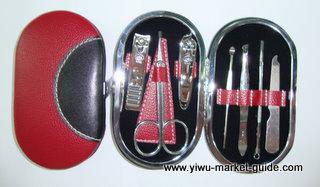 manicure sets China
