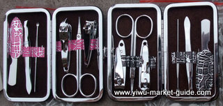 manicure sets yiwu China