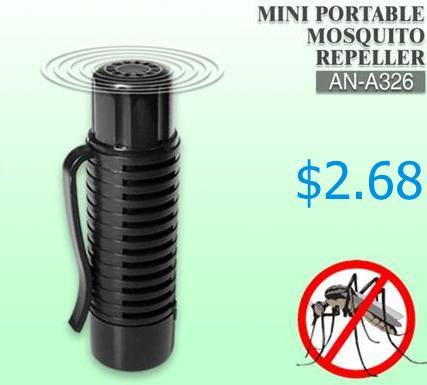 mini portable mosquito repeller
