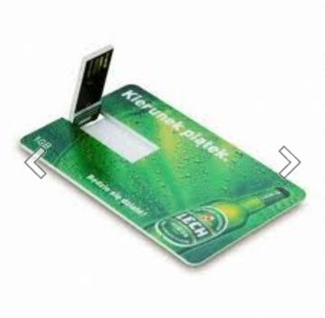 name card usb drive