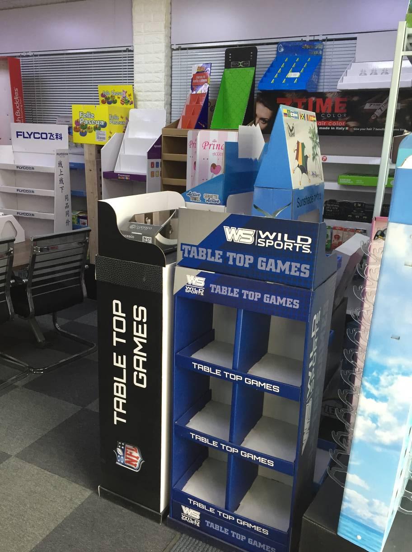 POP cardboard display stand (PDQ/CDU) Yiwu China