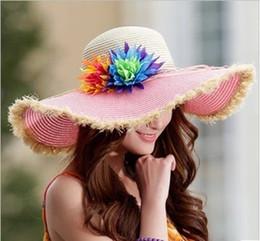 paper straw hats