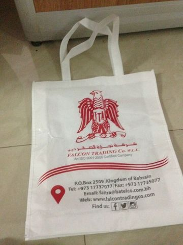 promotional poly bag in Yiwu China