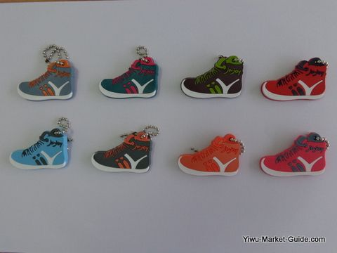 small shoes keychain