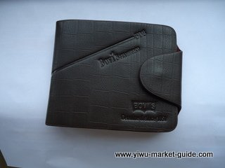 wallets wholesale yiwu China