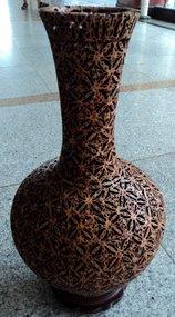 walnut shell vase wholesale china