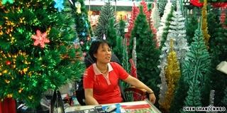 yiwu Christmas decorations